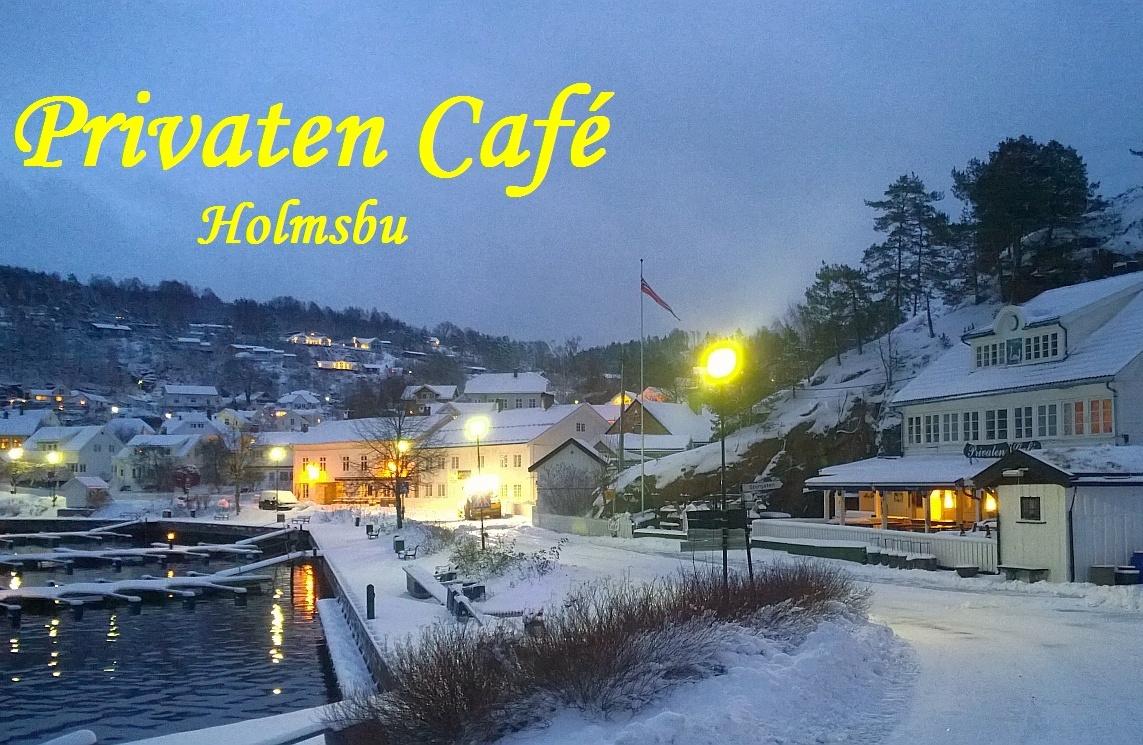 Privaten Café - vinter